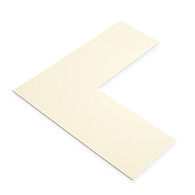 Gaylord Archival® Buffered 4-Ply Cream Museum Matting & Mounting Board