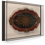 Gaylord Archival® Framed Wall-Mount Exhibit Case