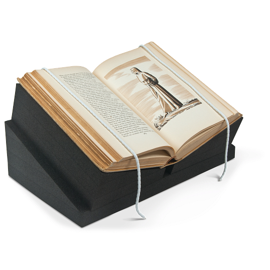 Medium Polyethylene Book Mount Set
