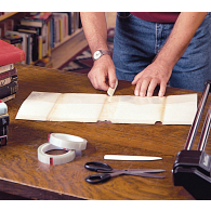 Gaylord Archival® 2 mil Archival Polyester Book Jacket Covers (Roll)