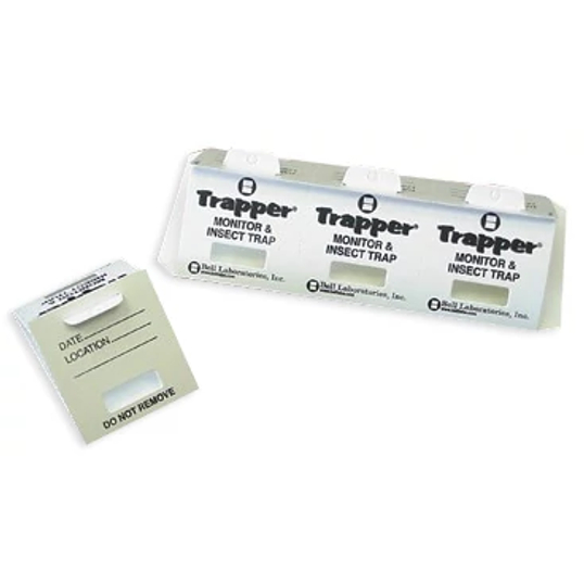 Trapper® Insect Sticky Traps (100-Pack)