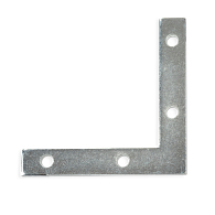 Metal Reinforcing Corner Angles (100-Pack)