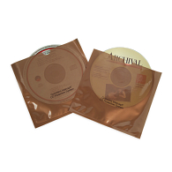 Copper Guard™ Polypropylene CD Protectors (25-Pack)