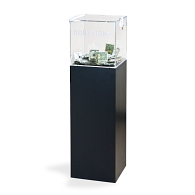 Gaylord Archival® Donation Box with Pedestal Base