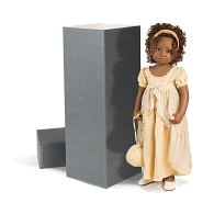 "Gaylord Archival® 30"" Designer Doll Box"