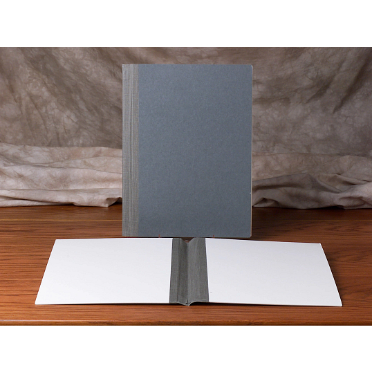 "Gaylord Archival® Classic™ 1/4"" Sew or Staple Pamphlet Binders with DuraCoat™ Acrylic Coating (12-Pack)"