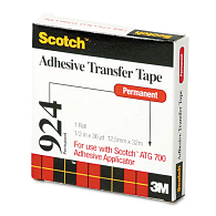 Scotch® Double-Sided Tape for ATG 700 Adhesive Applicator (36 yds.)