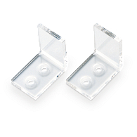 Takiya L-Shaped Acrylic Ledge (10-Pack)
