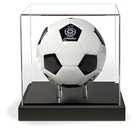 Gaylord Archival® League Soccer Ball Display Case