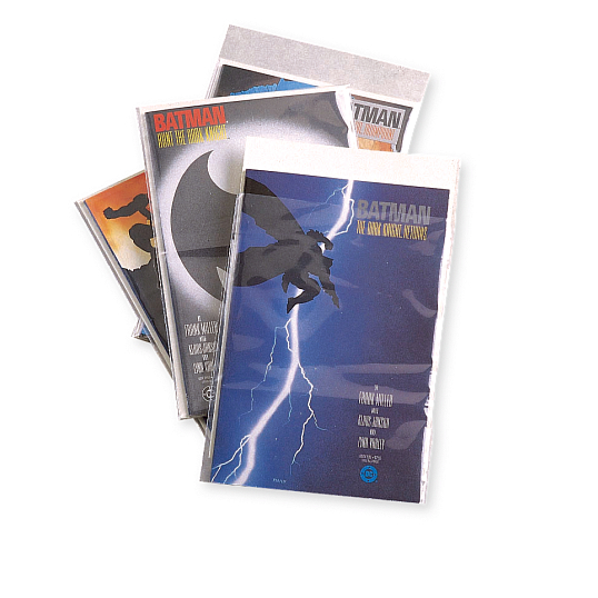 Stiffeners for Marvel Comic Book Envelopes (25-Pack)