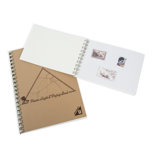 Showgard® Desert Magic Stamp Drying Book