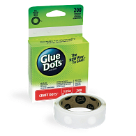 Original Craft Glue Dots (Roll of 200)