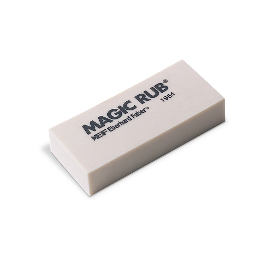Magic Rub Erasers (12-Pack)