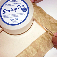 Transparent Double-Sided Stitchery Tape (60 yds.)