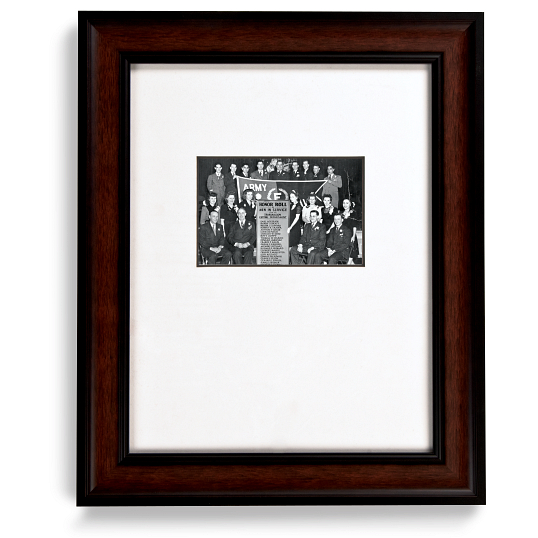 Gaylord Archival® Mahogany Stature Collection Wood Frame Kit