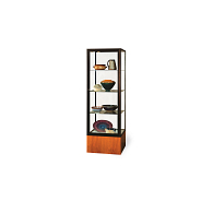 Waddell Keepsake Tower Exhibit Case