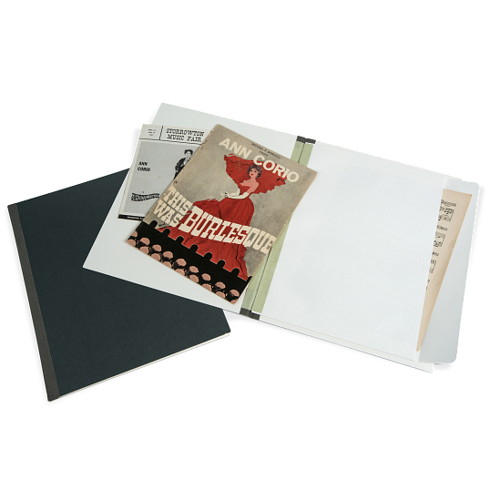 Gaylord Archival® Envelope Binders with DuraCoat™ Acrylic Coating (10-Pack)