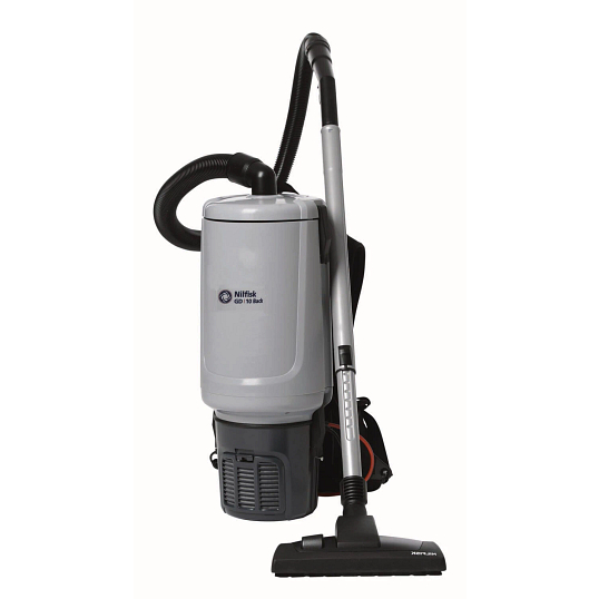 Nilfisk® Backpack Vacuum Cleaner with HEPA Filter