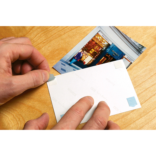 "1/2"" Self-Adhesive Photo Squares (500-Pack)"