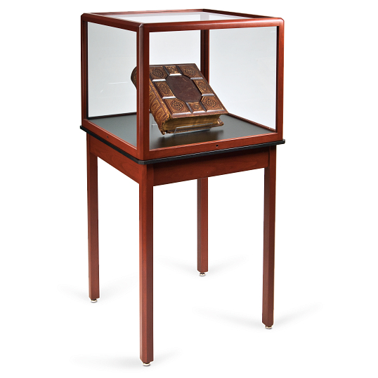 Gaylord Archival® Sedgwick™ Table Cube Exhibit Case