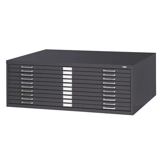 "Safco® Horizontal 10-Drawer Flat File for 30 x 42"" Sheets"