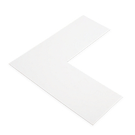 Gaylord Archival® Buffered 4-Ply White Museum Matting & Mounting Board