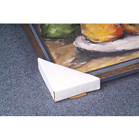 Corrugated Frame Corners (400-Pack)