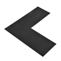Gaylord Archival® Buffered 4-Ply Black Museum Matting & Mounting Board