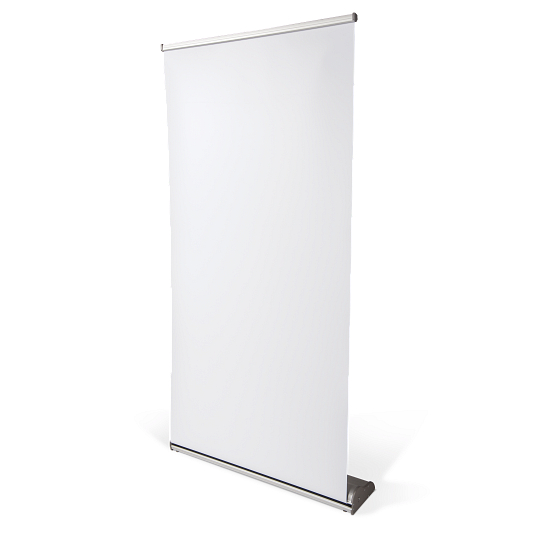 Custom Retractable Vinyl Banner with Stand