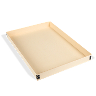Gaylord Archival® Light Tan E-flute Master Box for Modular Box System