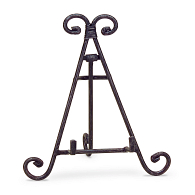 Iron Display Easel