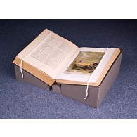 Medium Urethane Book Mount Set