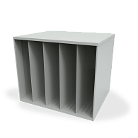 "Extra Divider for 30H x 36W x 30""D Stackable Vertical Art Cabinet"