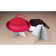 Gaylord Archival® Hat Mount Stands (6-Pack)