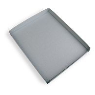 Gaylord Archival® 1-Compartment Blue Artifact Tray