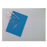 Dahle® Blue Cutting Mat