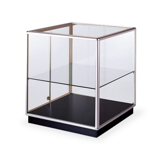 Peter Pepper Products MiniMint® Tabletop Display Case with 2 Shelves