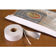 "Paper Frame Sealing Tape with Release Liner (1,000"")"