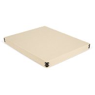 Gaylord Archival® Light Tan B-flute Lid for Artifact Trays
