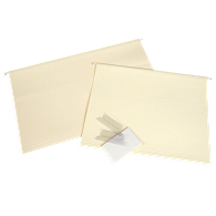 Archival Hanging File Folders (25-Pack)