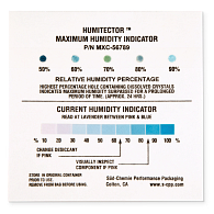 Maximum Humidity Indicator Cards (5-Pack)