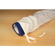 Cotton Muslin Roll Storage Tube Cover