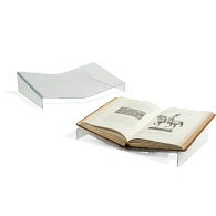 Acrylic Open Book Cradle