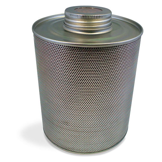 Steel Desiccant Canister