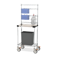 Mobile Sanitization Station