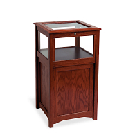 Gaylord Archival® Eastwood™ Cabinet Base Exhibit Case