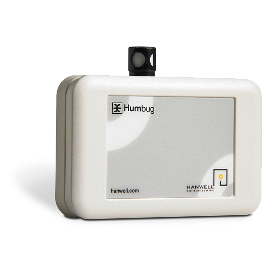 Hanwell Humbug Data Logger with Interface